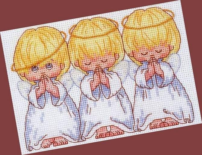 Три маленьких ангела