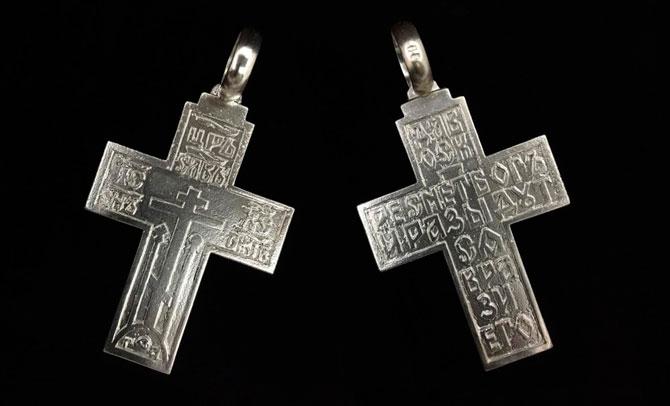 Кресты староверов