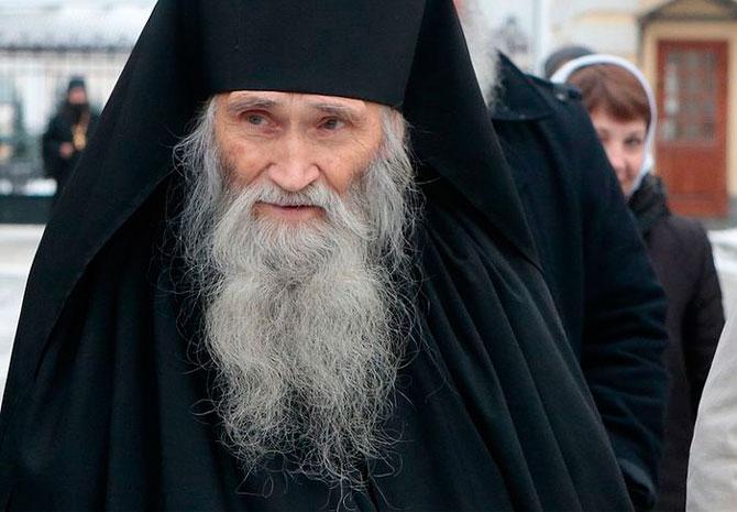 Отец Илий Ноздрин