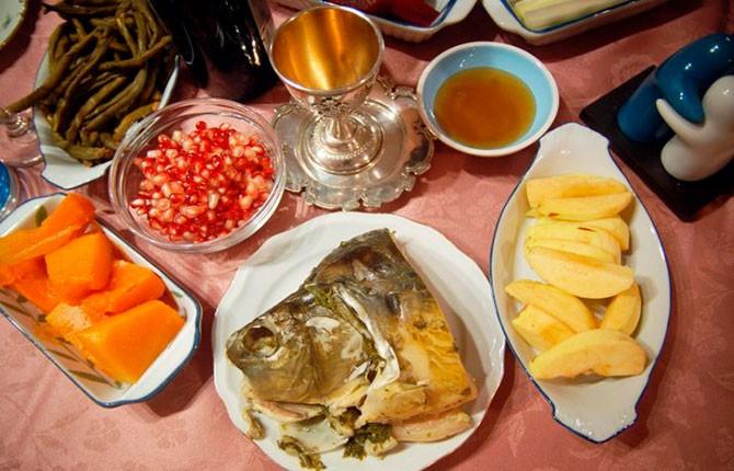 Блюда на Рош ха Шана