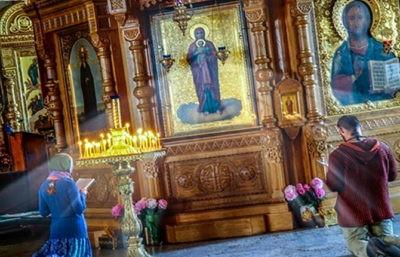 Молитва о спасении души