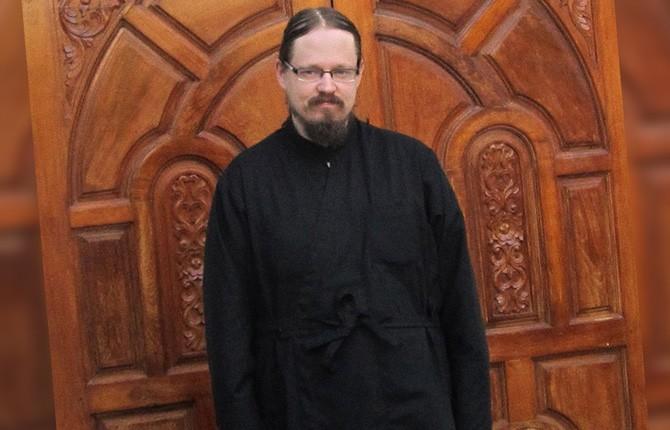 Священник Георгий Максимов