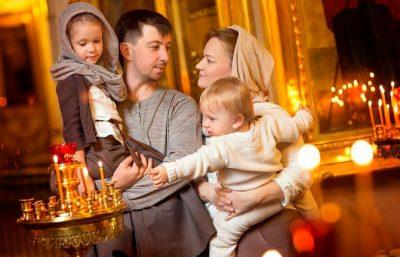 Как молиться за детей, чтобы у них все было хорошо